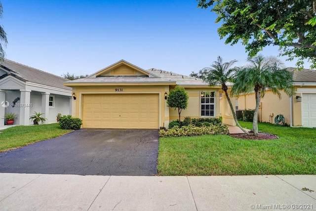 9131 N Lake Park Cir N, Davie, FL 33328 (MLS #A11079440) :: Green Realty Properties