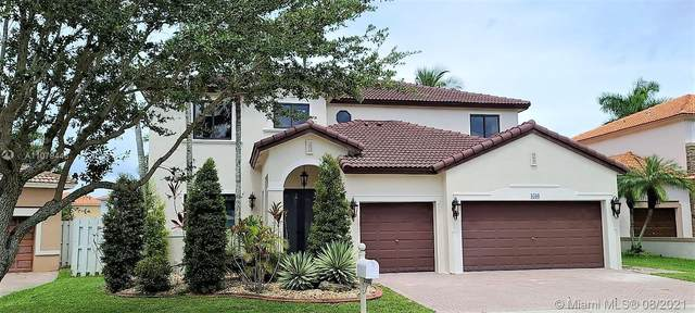 3586 SW 143rd Ave, Miramar, FL 33027 (MLS #A11079446) :: Berkshire Hathaway HomeServices EWM Realty