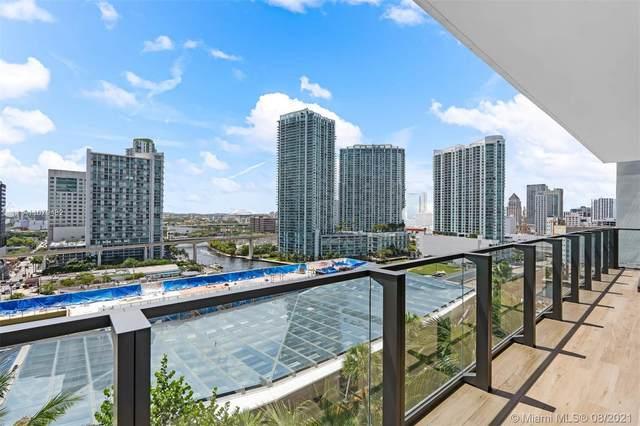68 SE 6th St #1104, Miami, FL 33131 (MLS #A11079482) :: Castelli Real Estate Services