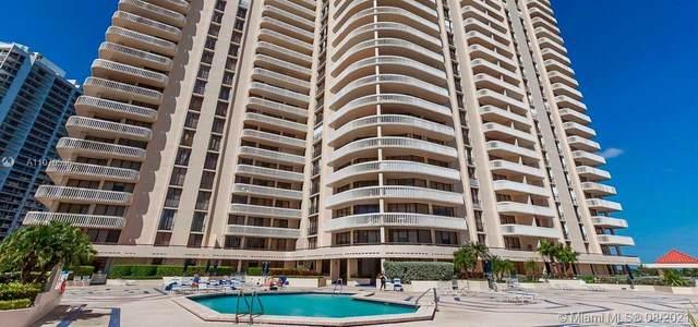 19355 Turnberry Way 24J, Aventura, FL 33180 (MLS #A11079536) :: Green Realty Properties