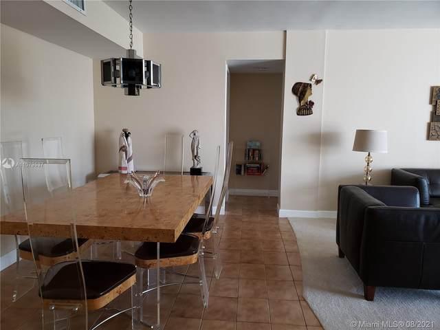 801 Three Islands Blvd #320, Hallandale Beach, FL 33009 (MLS #A11079537) :: Green Realty Properties