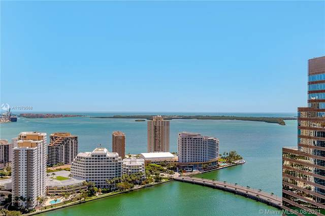 500 Brickell Ave #3902, Miami, FL 33131 (MLS #A11079568) :: Green Realty Properties
