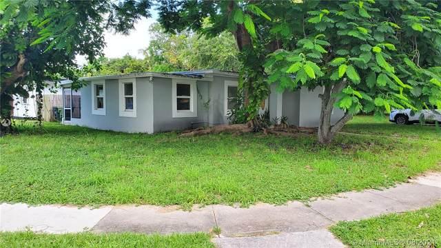 14145 NE 7th Ave, North Miami, FL 33161 (MLS #A11079578) :: The Rose Harris Group