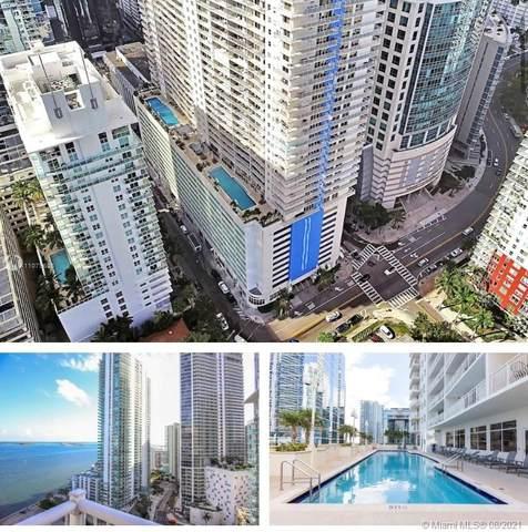 1200 SE Brickell Bay Dr #3101, Miami, FL 33131 (MLS #A11079605) :: Berkshire Hathaway HomeServices EWM Realty