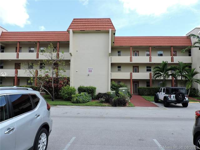 8101 N Sunrise Lakes Dr #309, Sunrise, FL 33322 (MLS #A11079635) :: Green Realty Properties