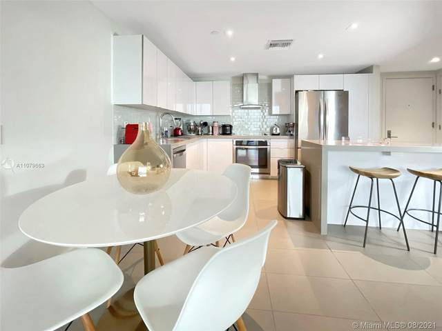 1600 NE 1st Ave #1119, Miami, FL 33132 (MLS #A11079663) :: Berkshire Hathaway HomeServices EWM Realty