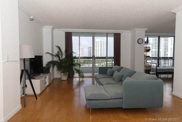 3400 NE 192nd St #1012, Aventura, FL 33180 (MLS #A11079685) :: Green Realty Properties