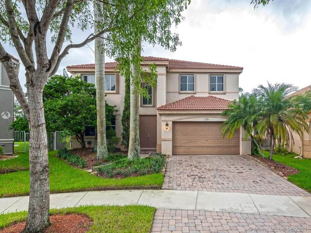 536 Penta Ct, Weston, FL 33327 (MLS #A11079750) :: The Rose Harris Group