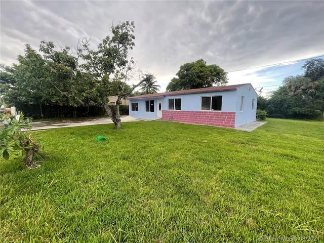 561 Sharar Ave, Opa-Locka, FL 33054 (MLS #A11079840) :: Prestige Realty Group