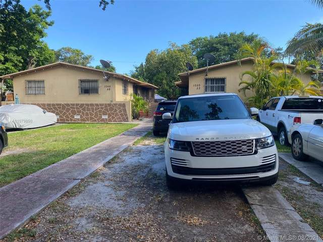 1046 NW 52nd St, Miami, FL 33127 (MLS #A11079850) :: Search Broward Real Estate Team