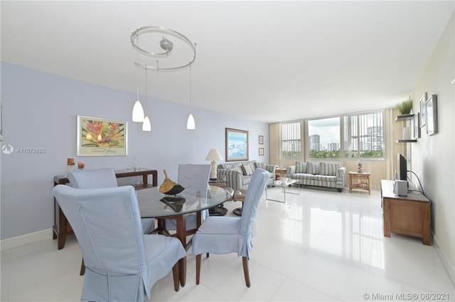 3180 S Ocean Dr #521, Hallandale Beach, FL 33009 (MLS #A11079886) :: Search Broward Real Estate Team