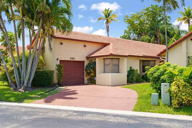 250 SW 113th Ter, Pembroke Pines, FL 33025 (MLS #A11079888) :: Green Realty Properties