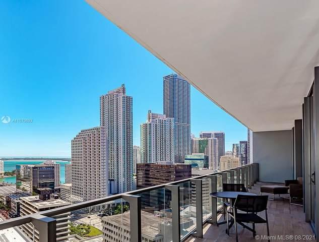 68 SE 6th St #1903, Miami, FL 33131 (MLS #A11079892) :: Castelli Real Estate Services