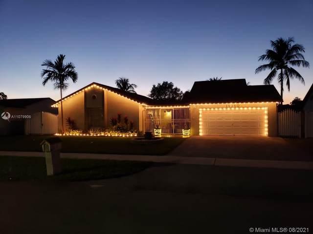 19360 NW 57th Ct, Hialeah, FL 33015 (MLS #A11079906) :: Search Broward Real Estate Team