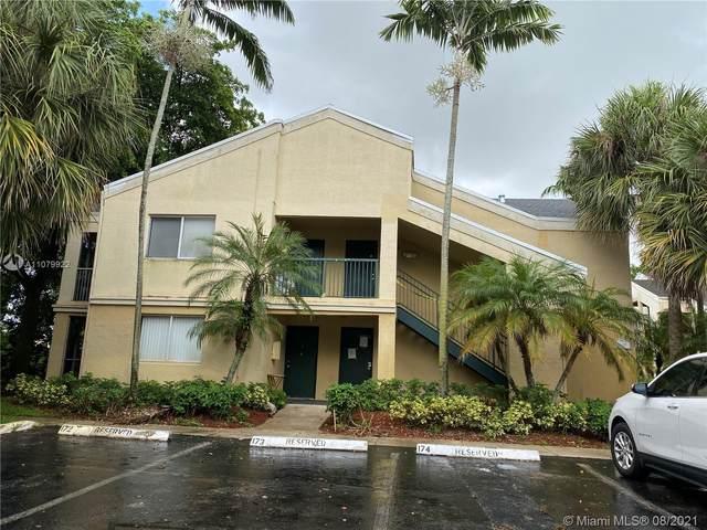 5646 Rock Island Rd #204, Tamarac, FL 33319 (MLS #A11079922) :: Search Broward Real Estate Team