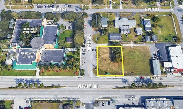 390 W Palm Drive, Florida City, FL 33034 (MLS #A11079942) :: The Pearl Realty Group
