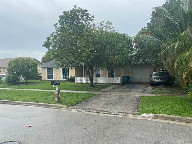 5531 SW 8th Ct, Margate, FL 33068 (MLS #A11079947) :: Re/Max PowerPro Realty