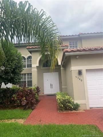 5340 SW 130th Ave, Miramar, FL 33027 (MLS #A11079992) :: Jo-Ann Forster Team