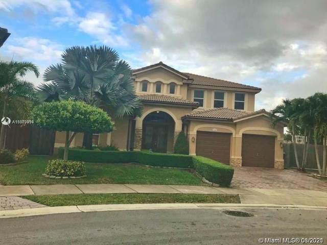 15465 SW 117th St, Miami, FL 33196 (MLS #A11079999) :: Jo-Ann Forster Team