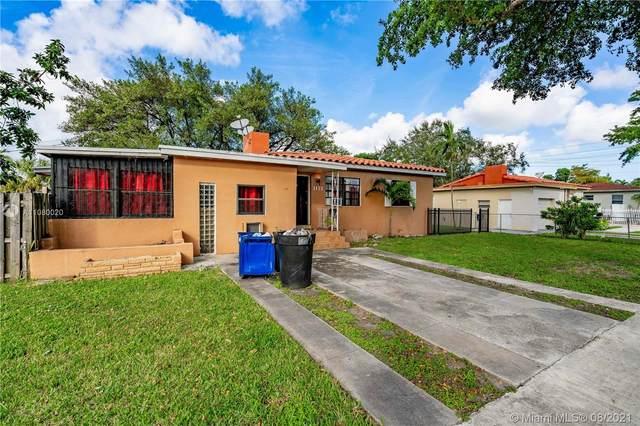 1171 NE 161st Ter, North Miami Beach, FL 33162 (MLS #A11080020) :: Green Realty Properties