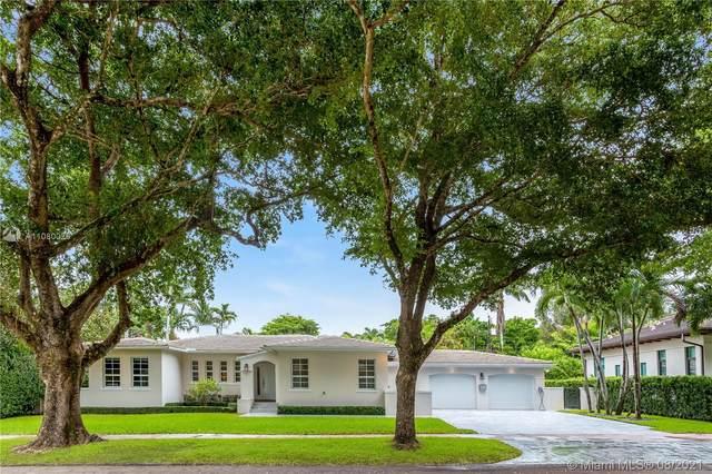 1421 Cordova St, Coral Gables, FL 33134 (MLS #A11080026) :: Douglas Elliman
