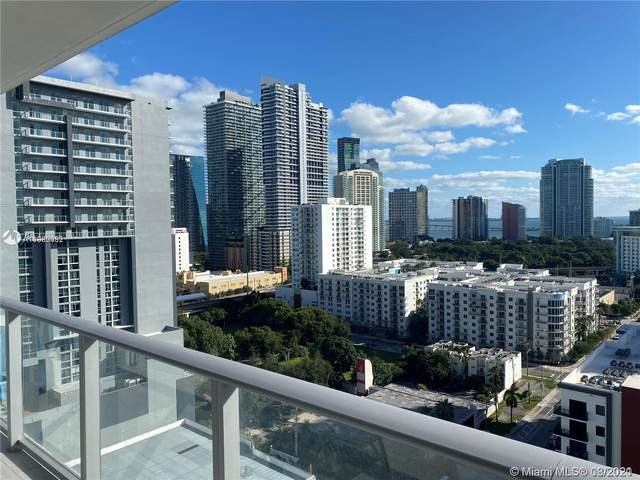 1010 SW 2nd Ave #1802, Miami, FL 33130 (MLS #A11080032) :: Green Realty Properties