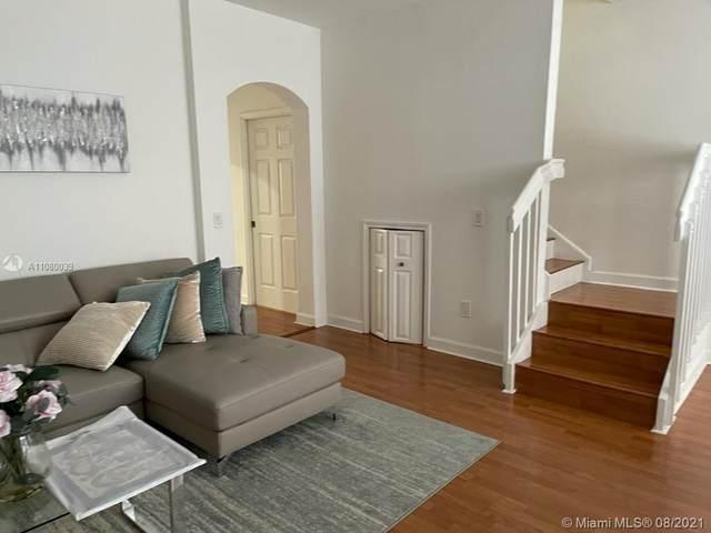 15622 SW 43rd St #142, Miramar, FL 33027 (MLS #A11080039) :: Green Realty Properties