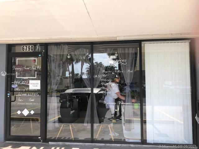 6790 Collins Avenue, Miami, FL 33141 (MLS #A11080126) :: The Jack Coden Group
