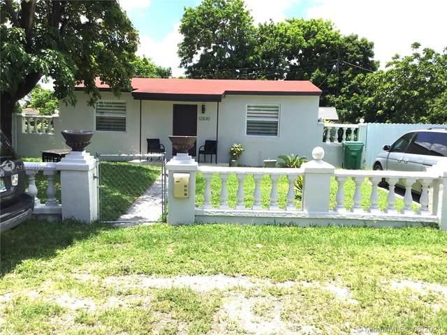 12830 NW 18th Ct, Miami, FL 33167 (MLS #A11080133) :: Jo-Ann Forster Team