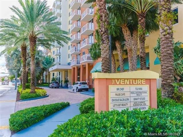 18800 NE 29th Ave #1004, Aventura, FL 33180 (MLS #A11080214) :: The Rose Harris Group