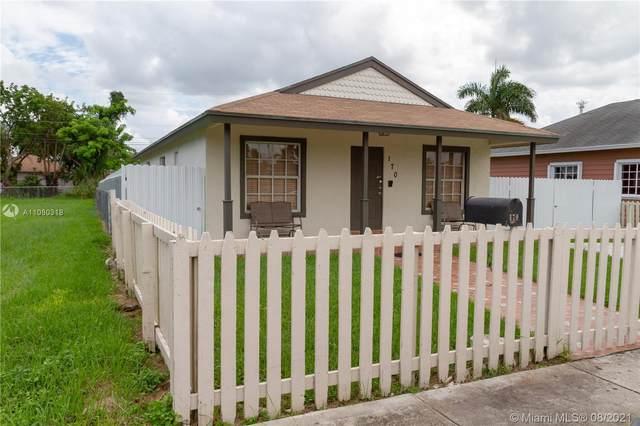 170 NW 2nd St, Homestead, FL 33030 (MLS #A11080318) :: Jo-Ann Forster Team