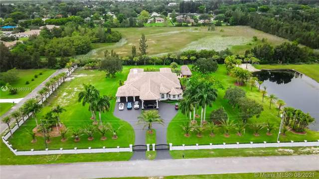 5655 SW 192nd Ter, Southwest Ranches, FL 33332 (MLS #A11080331) :: Equity Advisor Team
