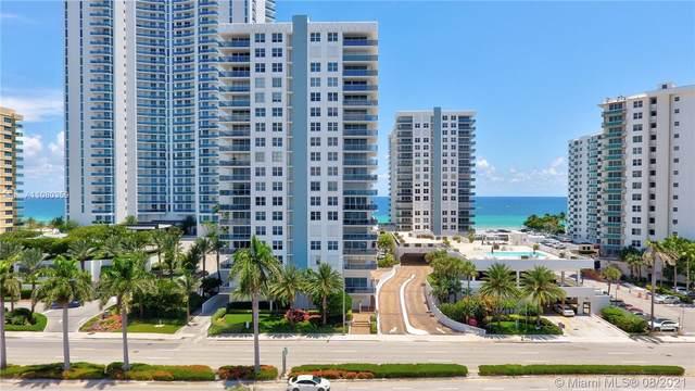 2751 S Ocean Dr 1405N, Hollywood, FL 33019 (MLS #A11080359) :: GK Realty Group LLC