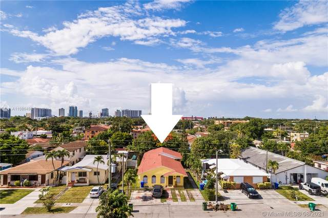 2968 SW 23rd Ter, Miami, FL 33145 (MLS #A11080498) :: The Rose Harris Group