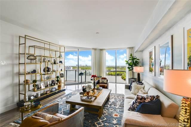 17111 Biscayne Blvd #1706, North Miami Beach, FL 33160 (MLS #A11080522) :: Douglas Elliman