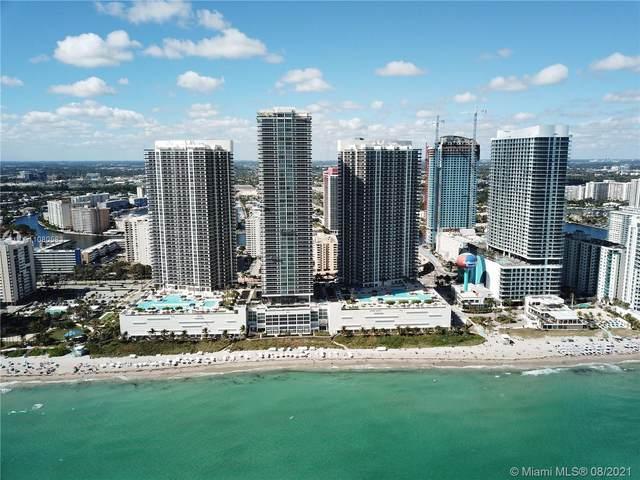 1850 S Ocean Dr #2705, Hallandale Beach, FL 33009 (MLS #A11080583) :: GK Realty Group LLC