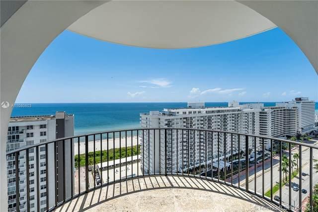 5660 Collins Ave 21C, Miami Beach, FL 33140 (MLS #A11080603) :: The Teri Arbogast Team at Keller Williams Partners SW