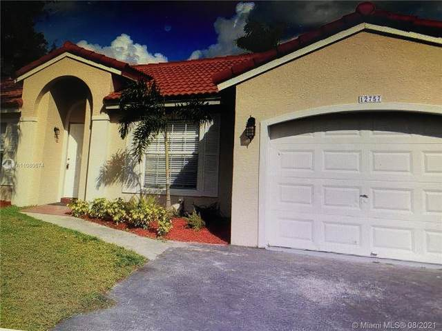 12757 NW 13th St, Sunrise, FL 33323 (MLS #A11080674) :: The Pearl Realty Group