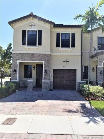 8935 NW 98th Ct #8935, Doral, FL 33178 (MLS #A11080834) :: The Teri Arbogast Team at Keller Williams Partners SW