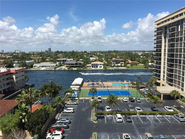 2049 S Ocean Dr #901, Hallandale Beach, FL 33009 (MLS #A11080979) :: Berkshire Hathaway HomeServices EWM Realty
