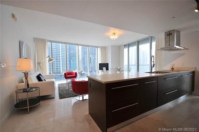 485 Brickell Ave #2102, Miami, FL 33131 (MLS #A11081106) :: Prestige Realty Group