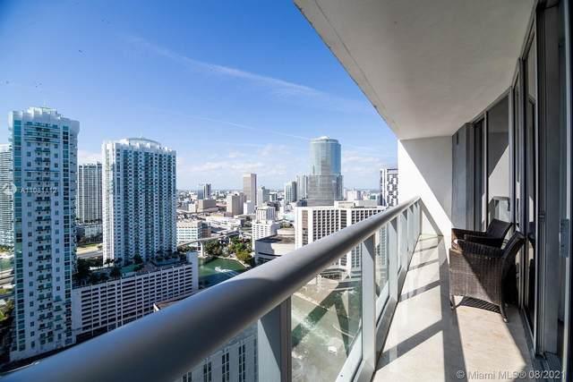 485 Brickell Ave #3006, Miami, FL 33131 (MLS #A11081112) :: Prestige Realty Group