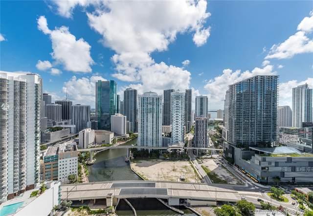 92 SW 3rd St #3501, Miami, FL 33130 (MLS #A11081119) :: The Teri Arbogast Team at Keller Williams Partners SW
