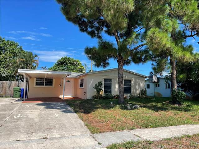 411 SW 70th Ave, Pembroke Pines, FL 33023 (MLS #A11081177) :: The Rose Harris Group