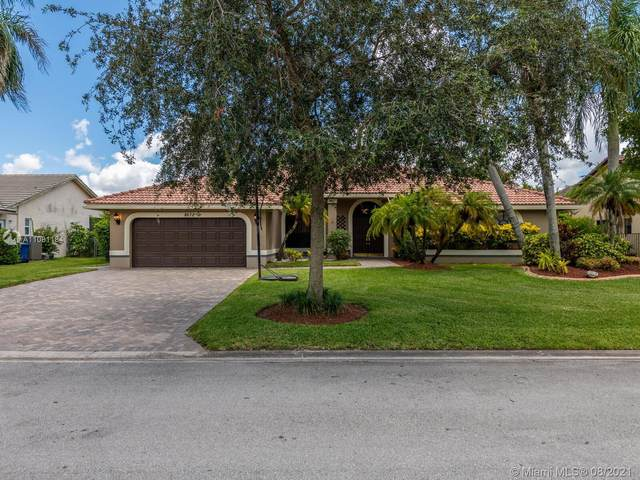 8672 NW 57th Ct, Coral Springs, FL 33067 (MLS #A11081184) :: The Rose Harris Group