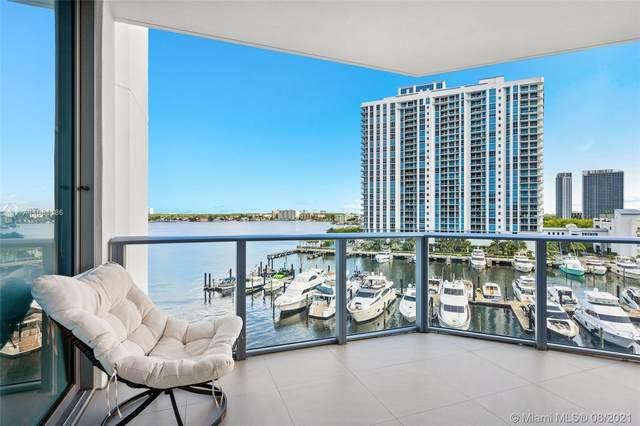 17301 Biscayne Blvd #603, North Miami Beach, FL 33160 (MLS #A11081186) :: Castelli Real Estate Services