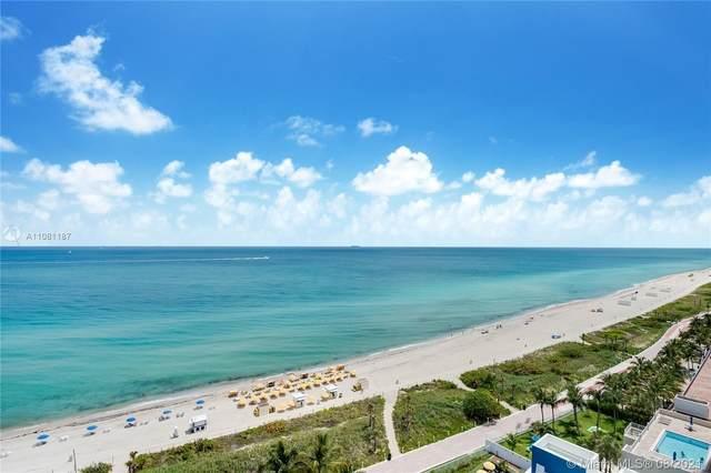 6301 Collins Ave #1902, Miami Beach, FL 33141 (MLS #A11081187) :: Berkshire Hathaway HomeServices EWM Realty