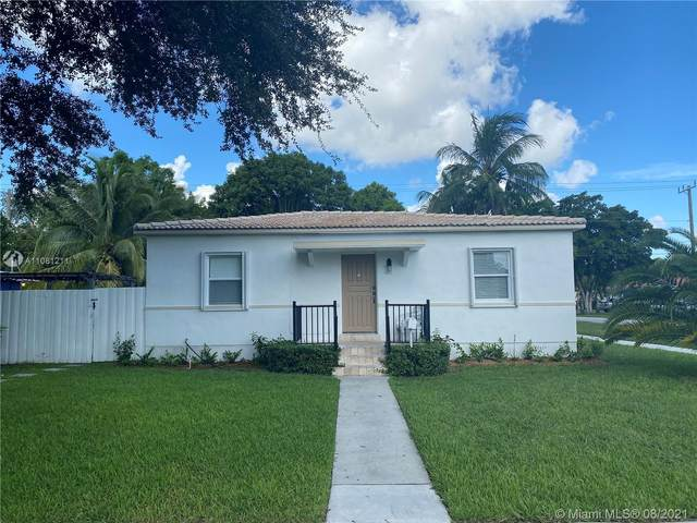 550 Cardinal St, Miami Springs, FL 33166 (MLS #A11081211) :: The Rose Harris Group