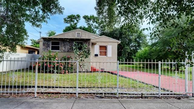 711 NW 55th St, Miami, FL 33127 (MLS #A11081266) :: Douglas Elliman