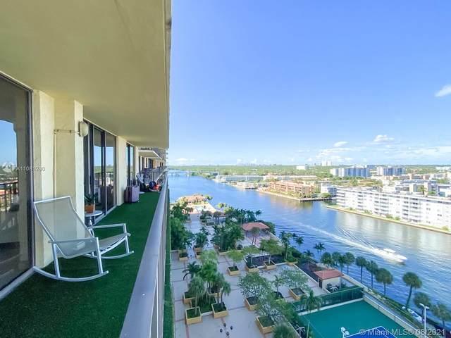 290 174th St #1509, Sunny Isles Beach, FL 33160 (MLS #A11081280) :: CENTURY 21 World Connection
